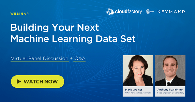 Building Your Next Machine Learning Data Set