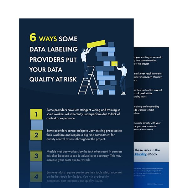 6 Ways Some Data Labeling Providers Put Your Data Quality at Risk