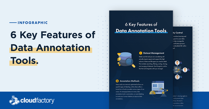 6 Key Features of Data Annotation Tools