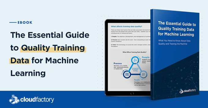 The Essential Guide to Quality Training Data