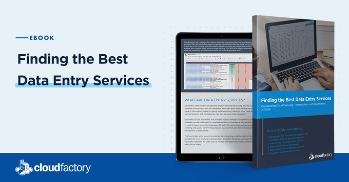 Finding the Best Data Entry Services