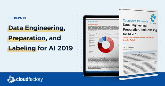 Data Engineering, Preparation, and Labeling for AI 2019