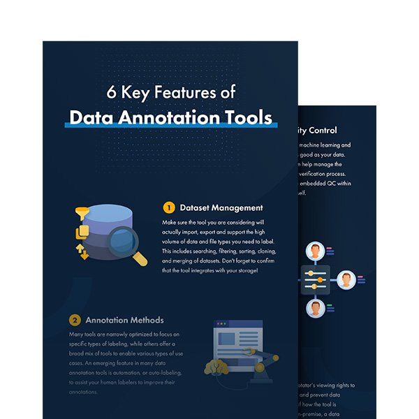 6 key features for data annotation tools