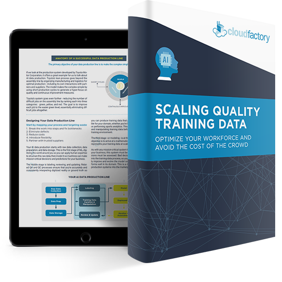 Scaling Quality Training Data