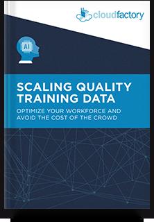 Scaling Quality Training Data