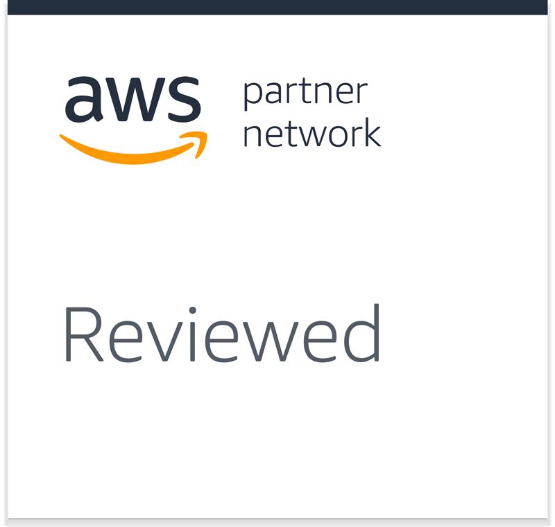 AWS Partner Network Reviewed