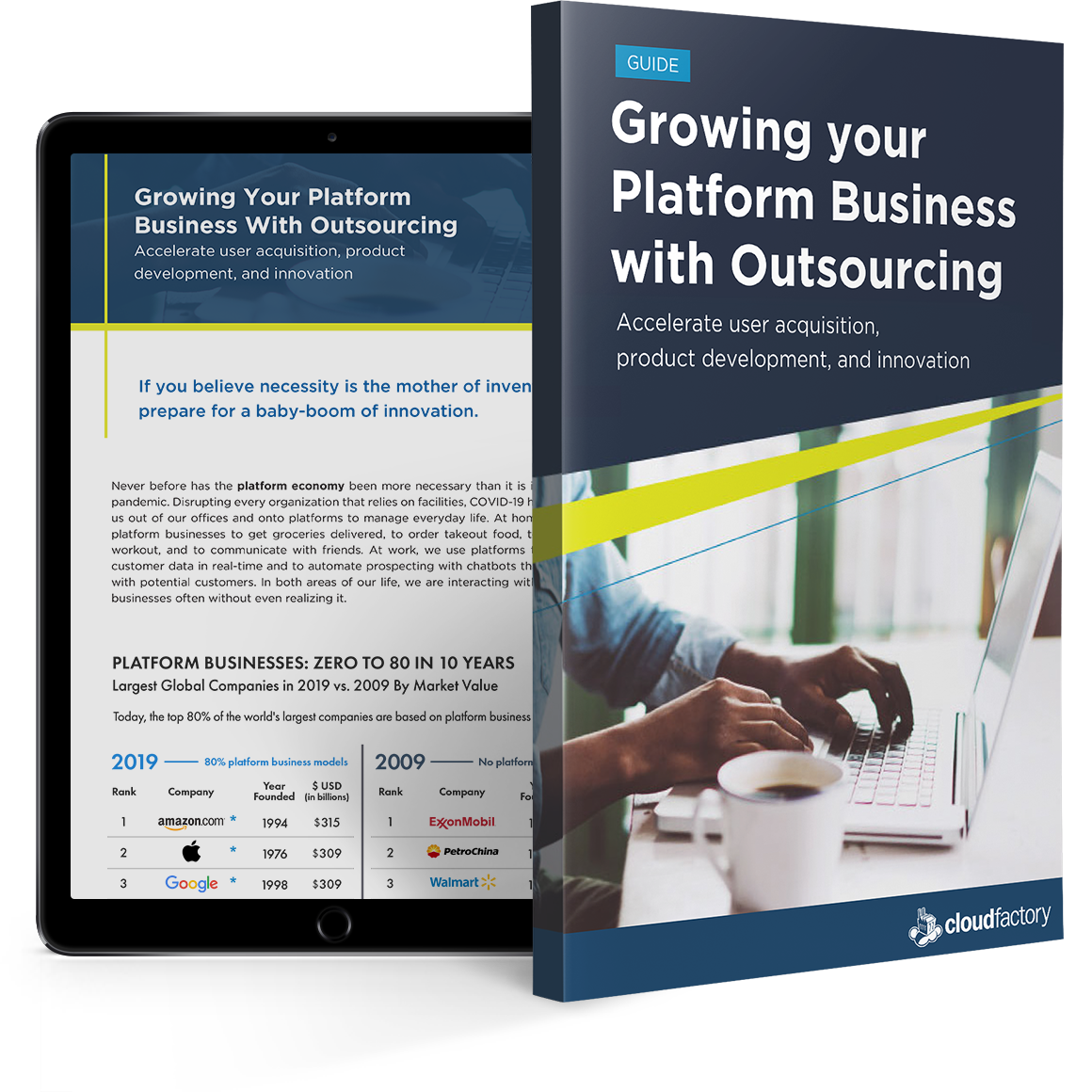 Growning Your Platform Business With Outsourcing