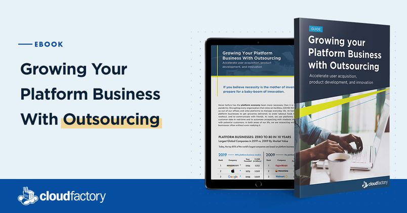 Growing Your Platform Business With Outsourcing
