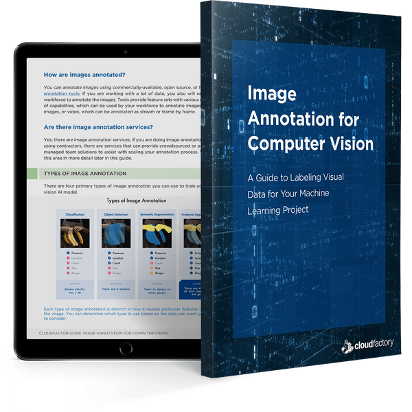 Image Annotation for Computer Vision