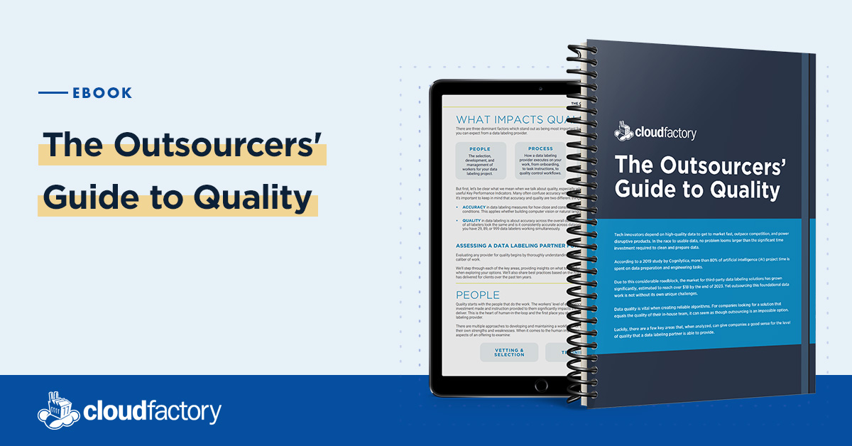 The Outsourcers' Guide to Quality