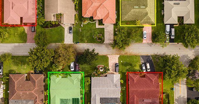 Nearmap -Roof Geometry