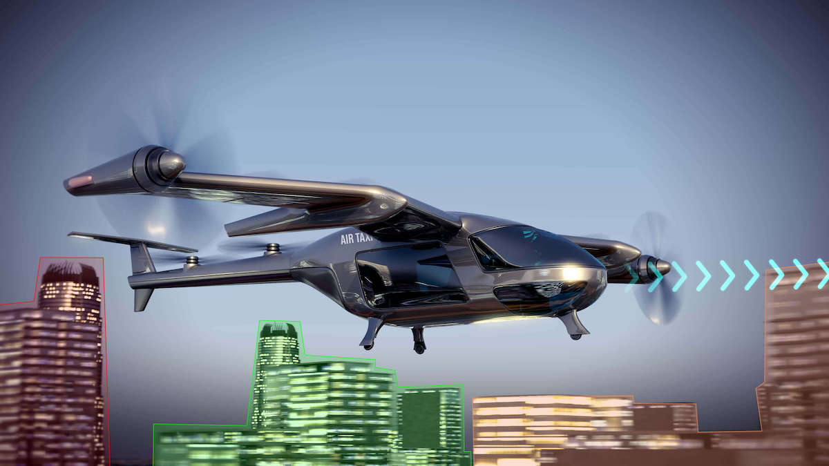 VTOL and Passenger Aerial Vehicles/Air Taxis