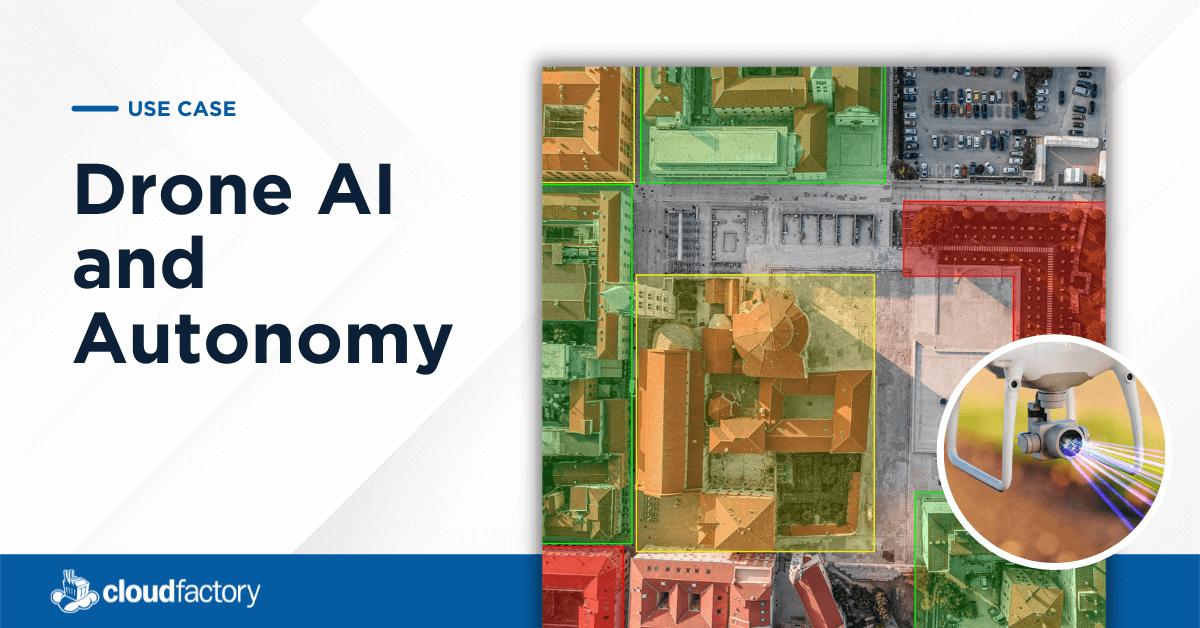 Drone AI and Autonomy