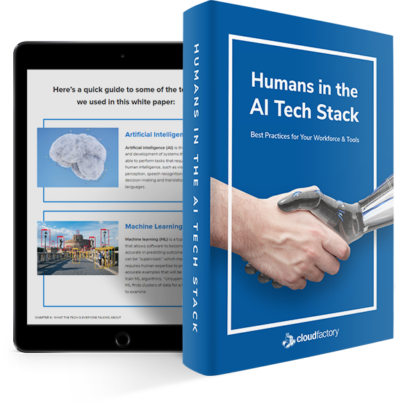 Humans in Ai Tech Stack