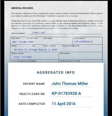 Medical Record Transcribing
